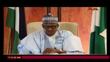 President Buhari's speech at 2018 Democracy Day