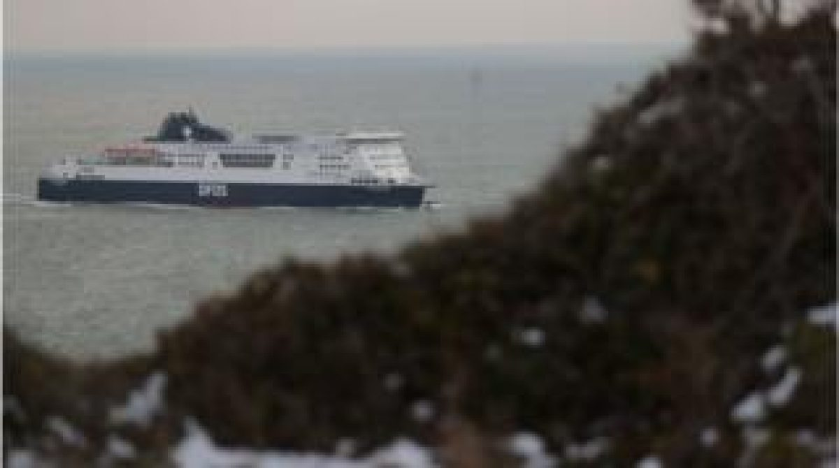 UK set to spend £108m on no-deal ferries