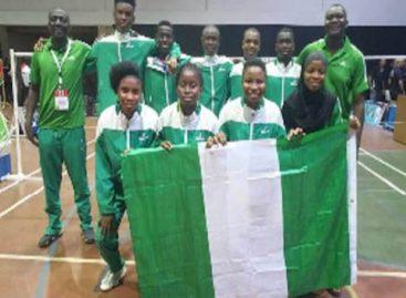 Nigeria win Africa Schools Badminton Championship