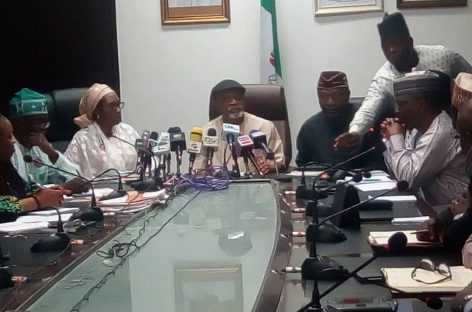 Hear what Labor told goverment during Friday deadlock meeting