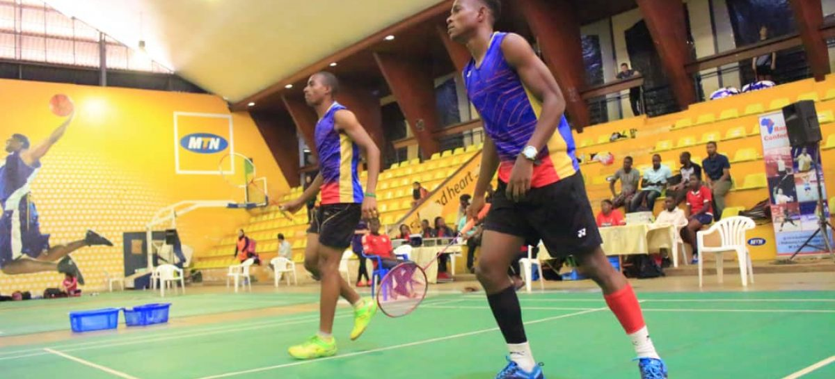Badminton: Opeyori,Olufua win men double at Uganda International