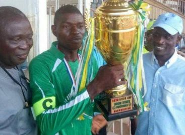 2019 FA Cup exclusion: Ogun state defending champion, AllSTARS cries foul