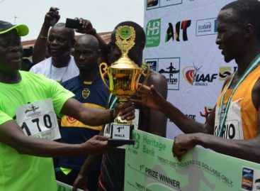 Okpekpe 10km race has helped in empowering Nigeria Youths- Dalung says