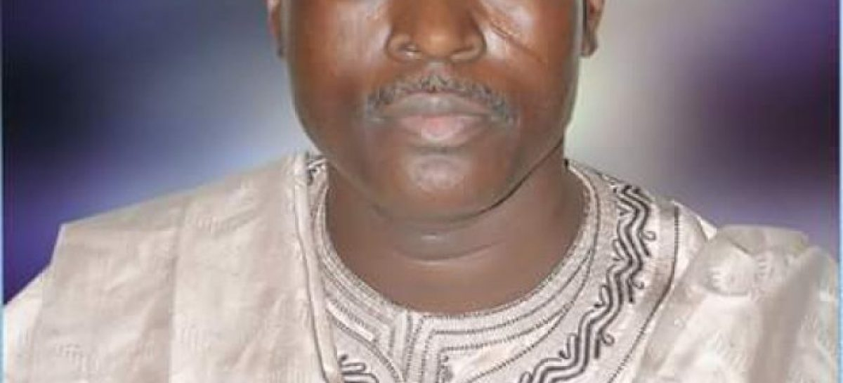 FCT FA Election: Those challenging me have nothing to offer-Musa Talle declares
