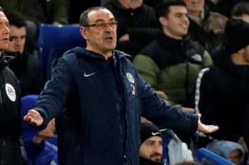 Just In: Juventus, Chelsea agree deal on Sarri – Reports