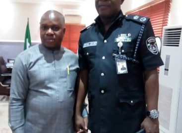 NUJ Pledges Better Working Relationship With the Delta State Police Command