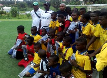 DANA Cup: Siasia cries out for help as Financial challenge threaten SIA-ONE Academy planned trip