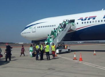 Air Peace volunteers airlifting Nigerians back from South Africa