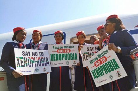 1st batch Evacuation: Onyeama applauds Air Peace Airline