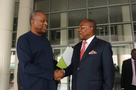 9TH SESSION OF NIGERIA/SOUTH AFRICA BI-NATIONAL COMMISSION COMMENCE 26TH SEPTEMBER, 2019