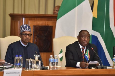 Xenophobic attack: Nigeria, South Africa agrees to establish Early Warning Mechanism
