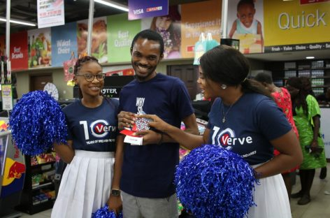 Verve Rewards Customers To Mark 10th Year Anniversary