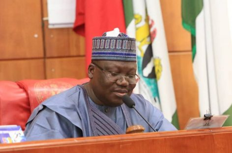 Ninth N'Assembly consciously chooses to unite in national interest – Lawan