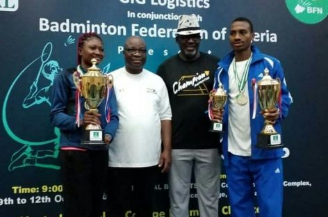 3rd Mutual Benefits National Badminton Championship: Orbih showers encomium on sponsors