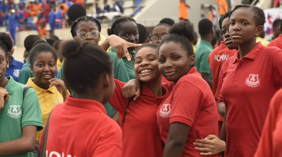 (Photos)Abuja Youth Games begin, as Olympian, Christy Opara-Thompson hails organizers