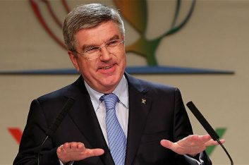 IOC President charges Pupils of Aduvie International School to hold on to the Olympics Values