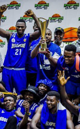 Hoopers pick NBA-FIBA Basketball League ticket