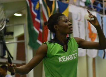 Opeyori, Adesokan win Rivers Governor's National Badminton championship
