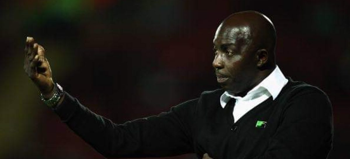 League crisis: Siasia says League managers need to be schooled
