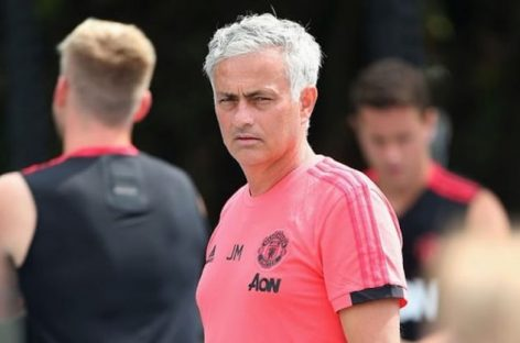 Mourinho Sacked By Manchester United After Worst Start In 28 Years