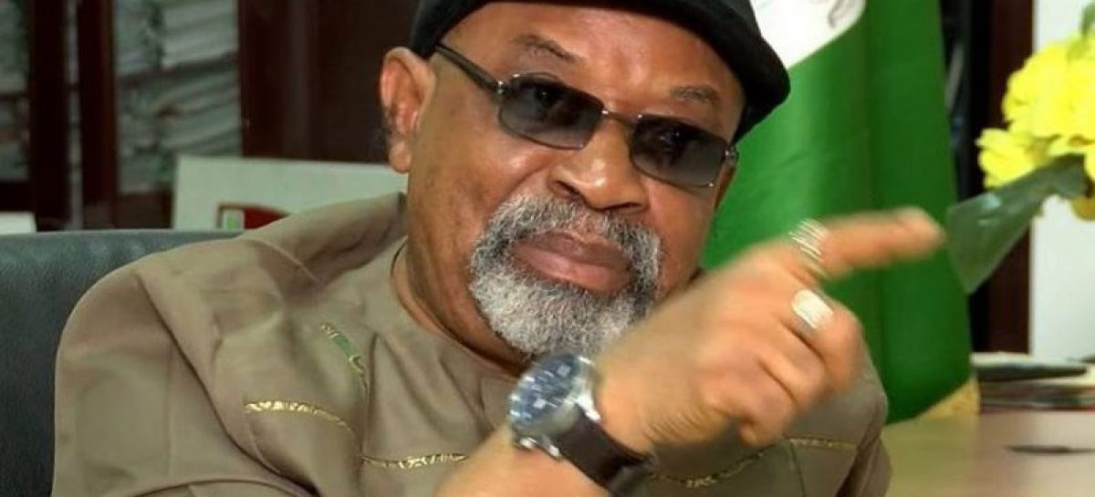 Ngige begs Labor, says Inplimenting of report takes process