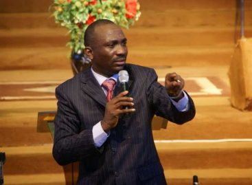 Dunamis pastor,Enenche shocks his congregation with herds men, farmers's prophecy
