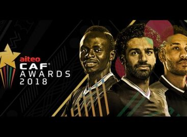 Salah in race to be crowed Africa King again