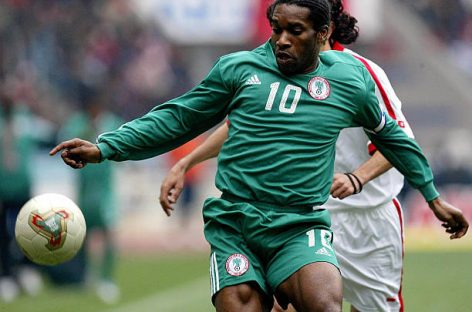 Paul Aigbogun makes deep revelation about Okocha