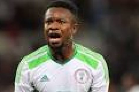 You can't believe when injured Onazi plans to return Eagles