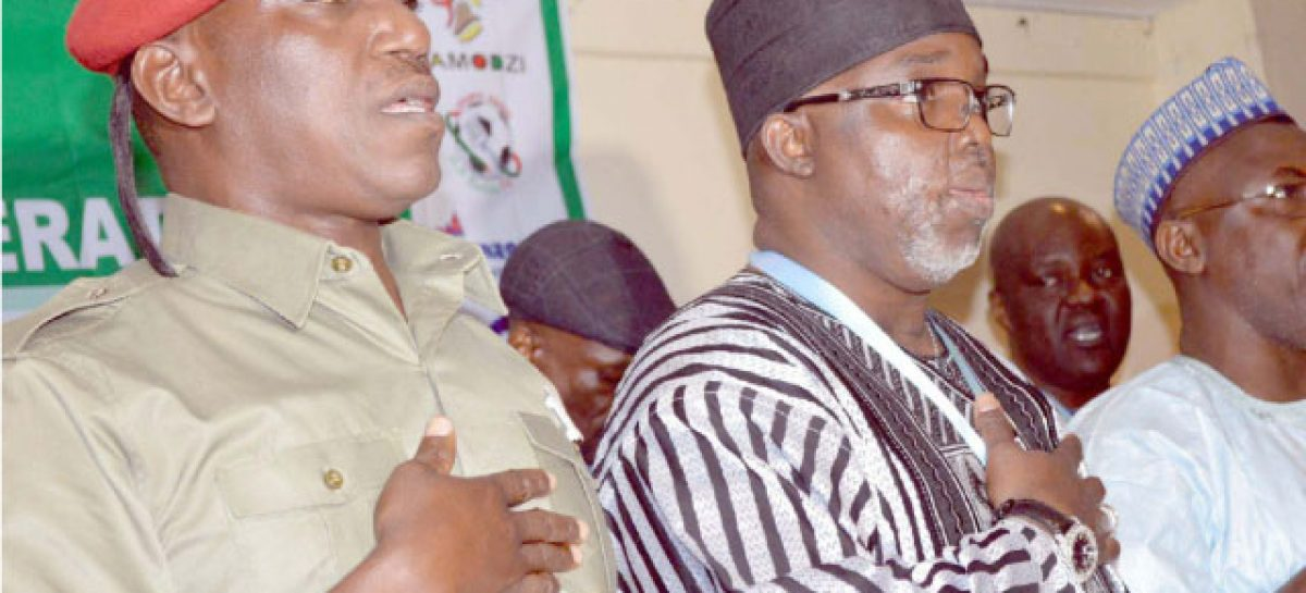 Finally, Dalung declares, I have forgiven Pinnick