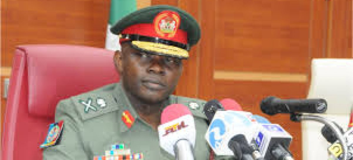 2019 Election: Military Impersonators would be dealt with- Chief of Defence staff warns