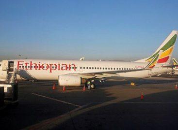Just In: Ethiopian Airline plane crashes
