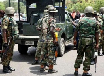 2019 River state election crisis: Army says they saved Rivers from burning to ashes