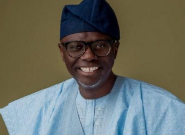 COVID-19: SANWO-OLU, WIFE REVEALS TEST RESULT