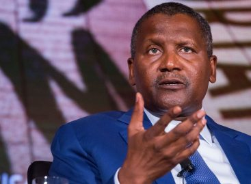 Dangote optimistic of economic growth in Nigeria after elections
