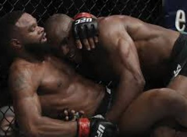 Nigeria Nightmare, Kamaru Usman makes history with first UFC win