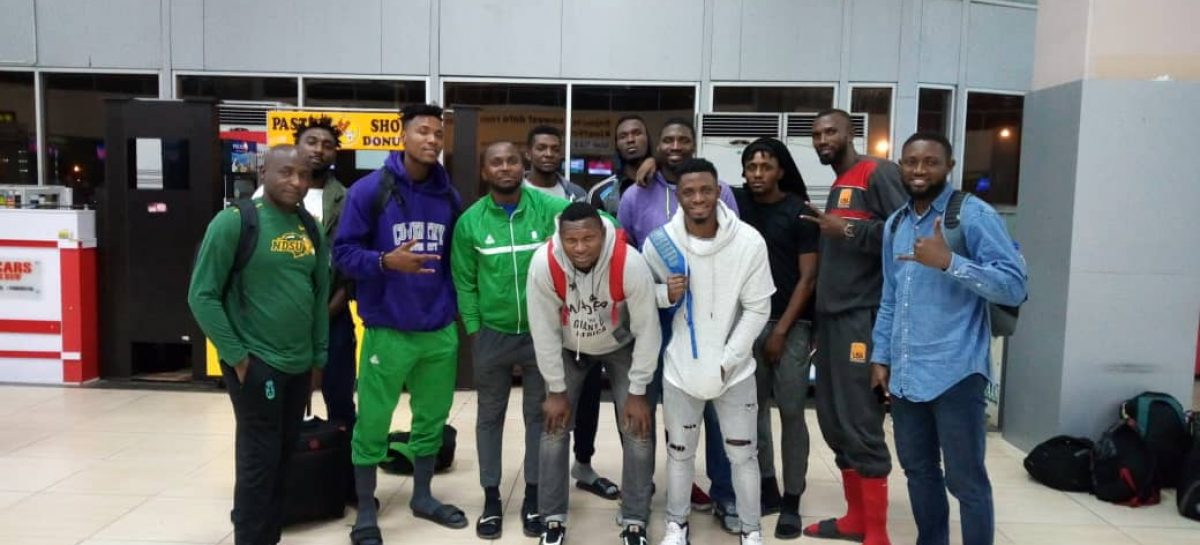 Rivers Hoopers off to Morocco for FIBA Africa Basketball League