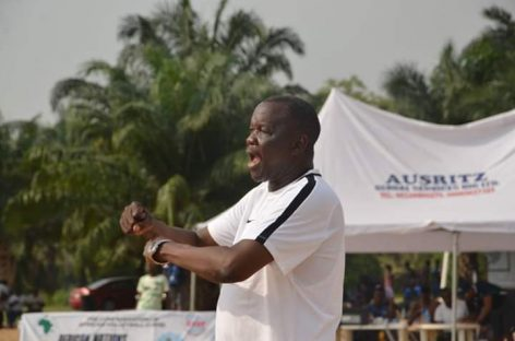 Beach Volleyball: Nigeria is determined to qualify for the Tokyo 2020 Olympics- Nimrod