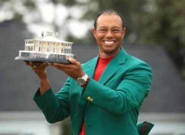 Masters win: US set to honour Woods with presidential award