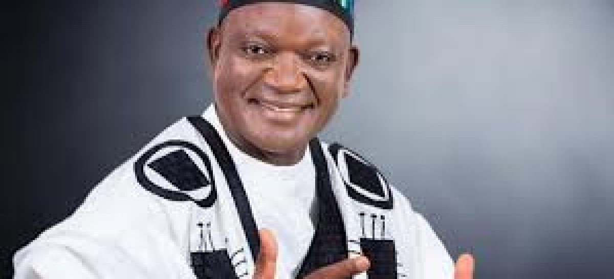 ORTOM NOT MOVED BY MIYETTI ALLAH'S ANTICS…By Nathaniel Ikyur
