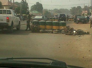NUJ Decries return of multiple police road blocks in Delta state