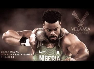 Chukwuebuka sets new National shot put record in Brazil