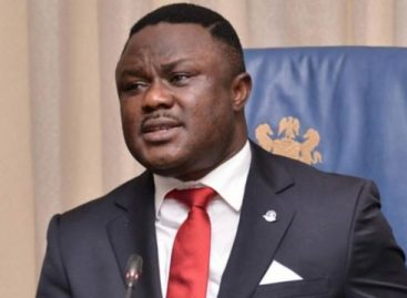 Unbelievable! Cross River state governor hands over to deputy