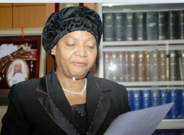 Justice Bulkachuwa states reasons for stepping down