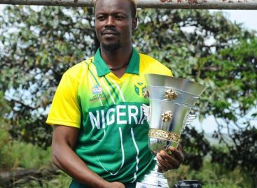 Nigeria finishes 3rd at the ICC T-20 World cup qualifiers as rain obstructs Namibia and Uganda Games