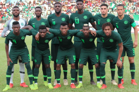 Sanwo-Olu Gives Patrick Pascal 3-bedroom apartment..charges Super Eagles to beat Benin, Lesotho