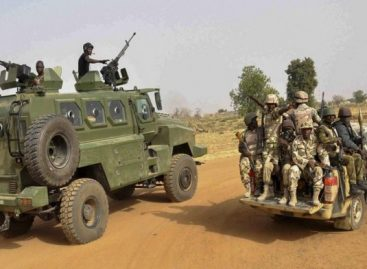 Operation WHIRL STROKE Neutralizes Two Armed Bandits in Taraba State