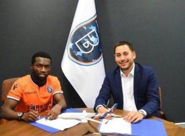 Azubuike Okechukwu lands Istanbul Basaksehir season long loan deal