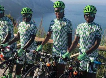 Africa Cup :  Cycling Federation  Splash 42,000 Euros (N17 million ) On Track Bikes