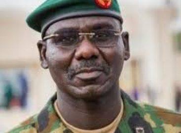 Buratai says Army will support Zamfara peace Process to succeed